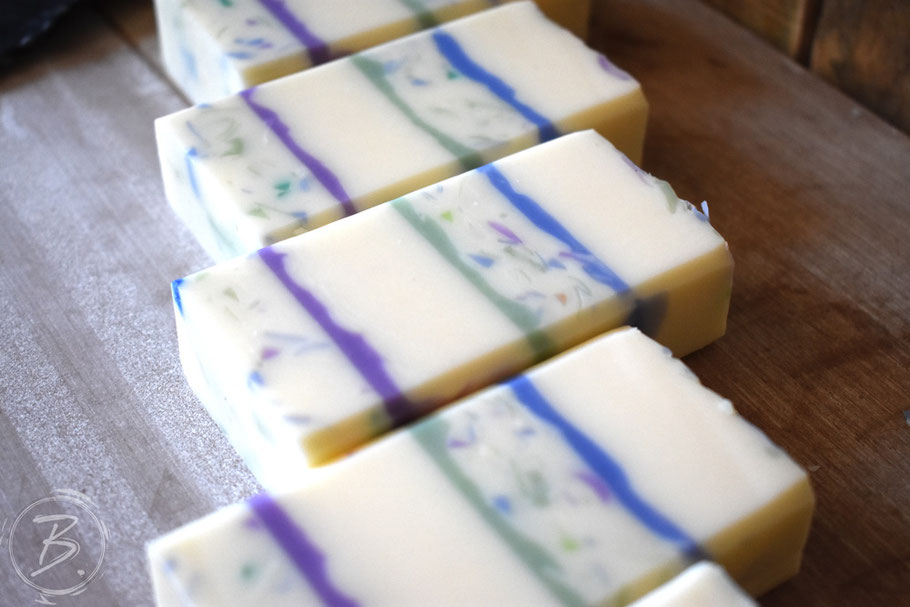 B.nature I Handmade Confetti Soap