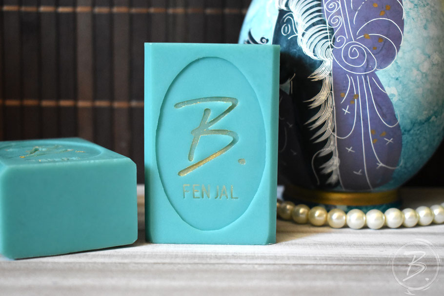 B.nature I Handmade Soap with Bath Oil