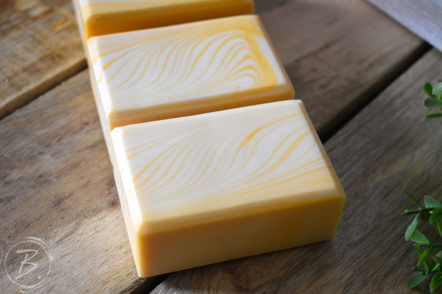 B.nature I Handmade Soap with Buttermilk