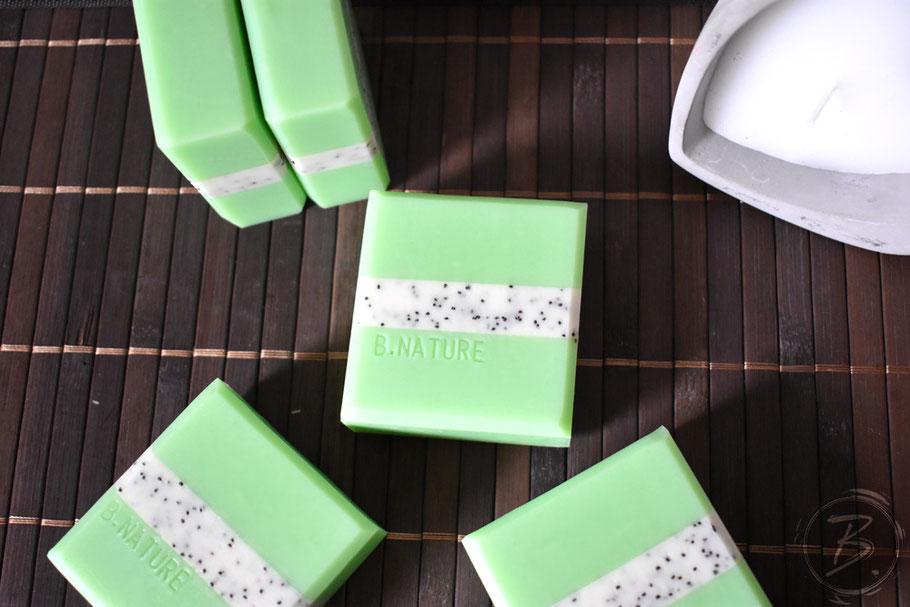 B.nature I Handmade Poppy Seed Soap