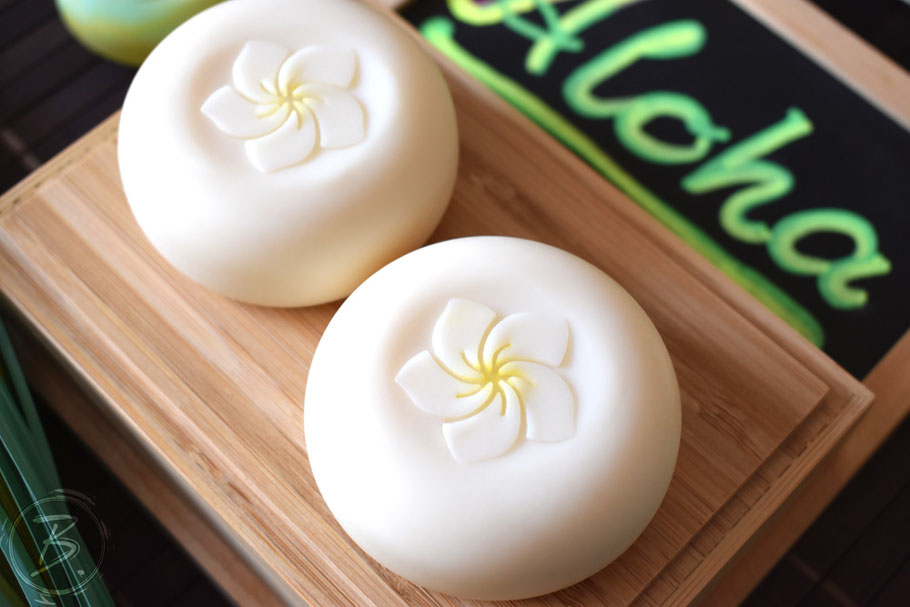 B.nature I Handmade Soap Plumeria