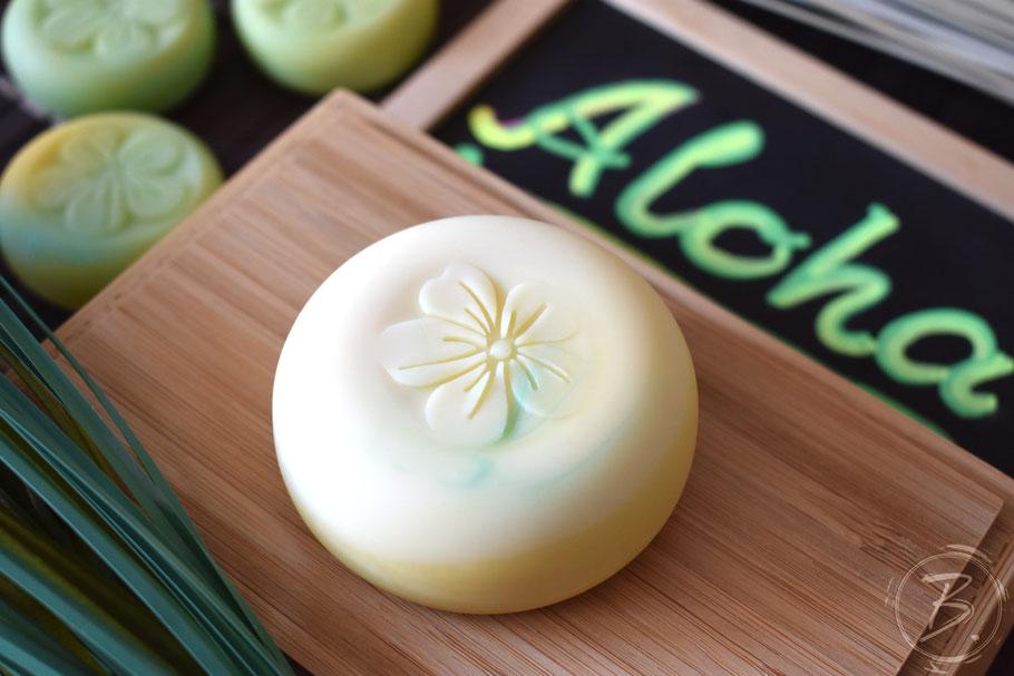B.nature I Handmade Soap Aloha