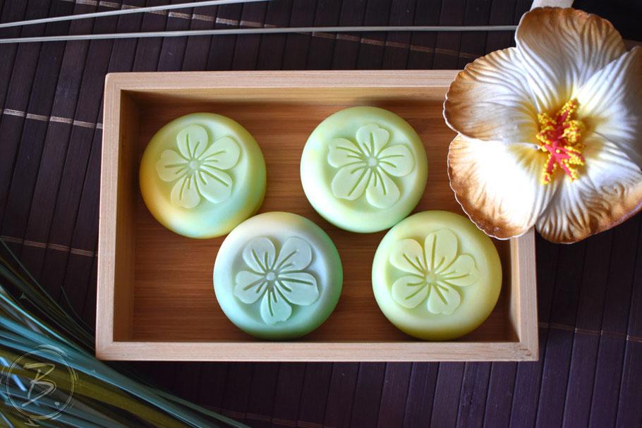 B.nature I Handmade Mini Soap Aloha