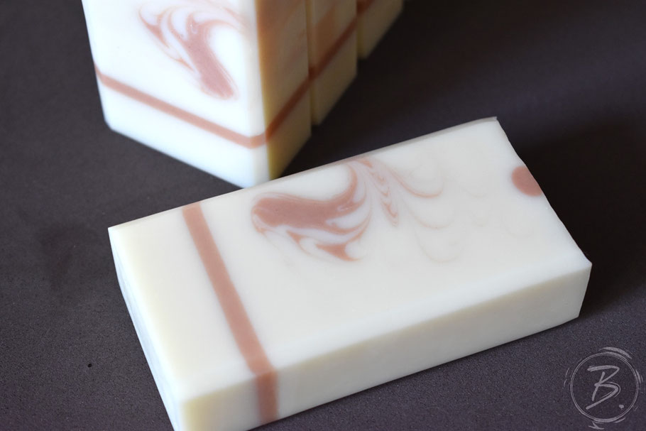 B.nature I Handmade Soap Pink Butterfly