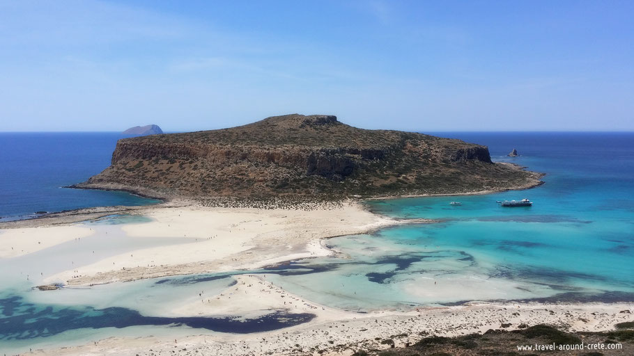 Balos, Gramvousa, Crete, Chania, Kreta,