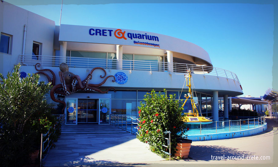 creteaquarium, museum crete, gournes, gouves, heraklion, to do in crete, rainy day program