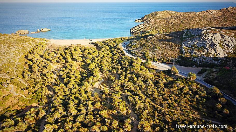 Crete, Kreta, Kriti, Greece, Griechenland, Ellada, Vai, Bai, Vai Strand, Vai Beach, East Crete, Ost Kreta, Holiday Crete, Urlaub Kreta, Kreta Rundreise, Crete Roundtrip,
