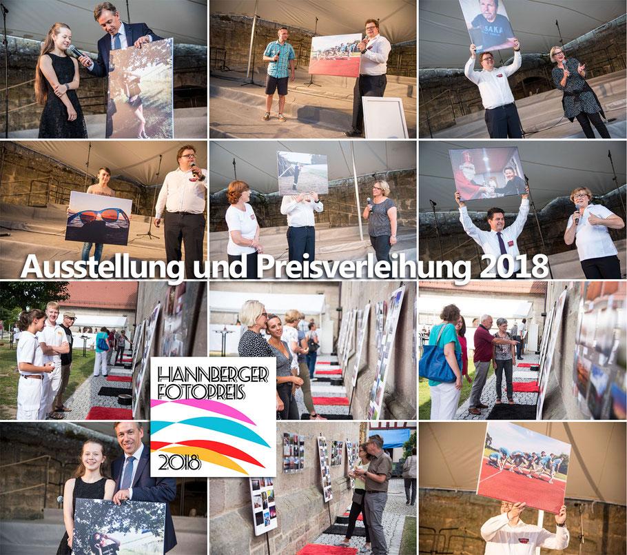 Der Fotowettbewerb und sein außergewöhnliches Finale: Die Gewinner beim Hannberger Fotopreis erhalten ihre Preise vor großem Publikum bei der Veranstaltung Kultur in der Kirchenburg in der drittgrößten Kirchenburg Deutschlands in Hannberg.