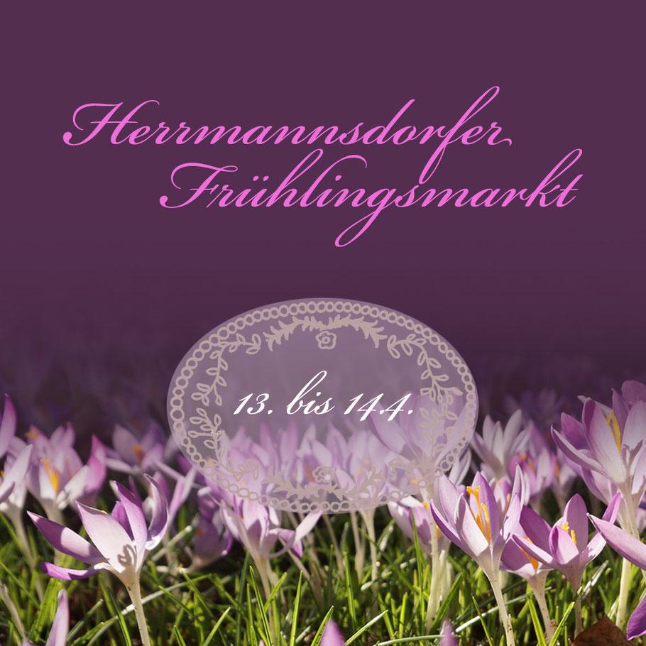 WARE FREUDE beim Frühlingsmarkt bei den Herrmannsdorfer Landwerkstätten