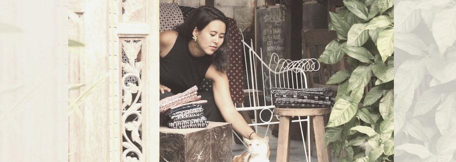 Lara in Yogyakarta, Indonesia