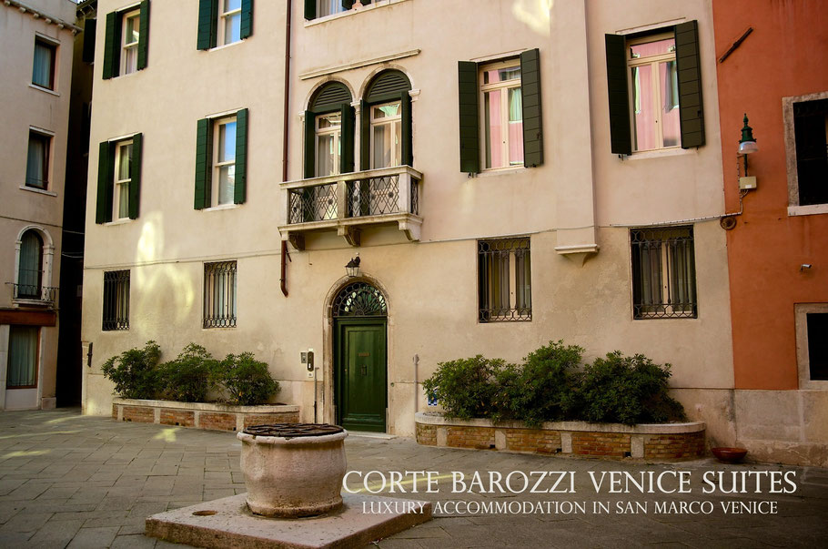 Corte Barozzi Boutique-Gästehaus in Venedig