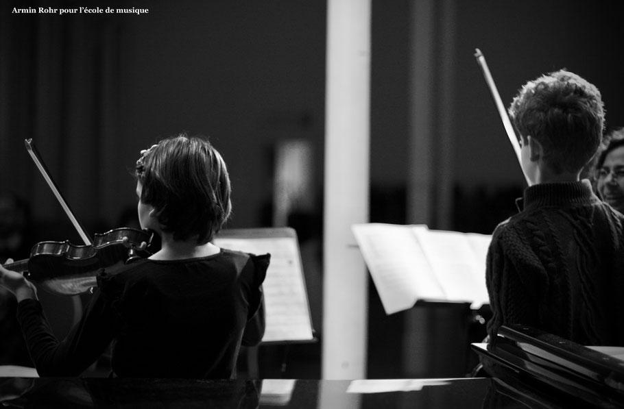 Violine spielerisch lernen - Musikkurs Kinder