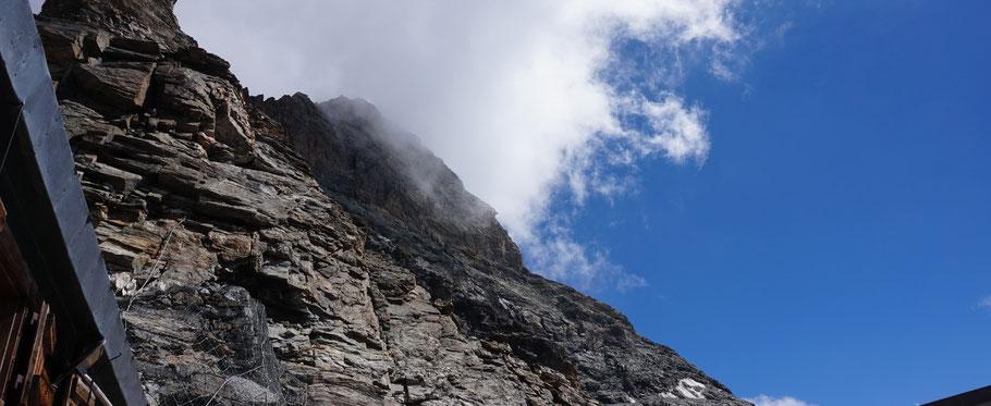 Matterhorn Liongrat Rifugio Carrel emkasports