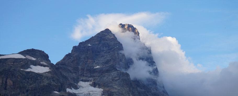 Matterhorn Südseite Liongrat emkasports