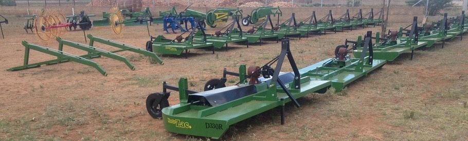 Desvaradoras Agricolas en Exivicion