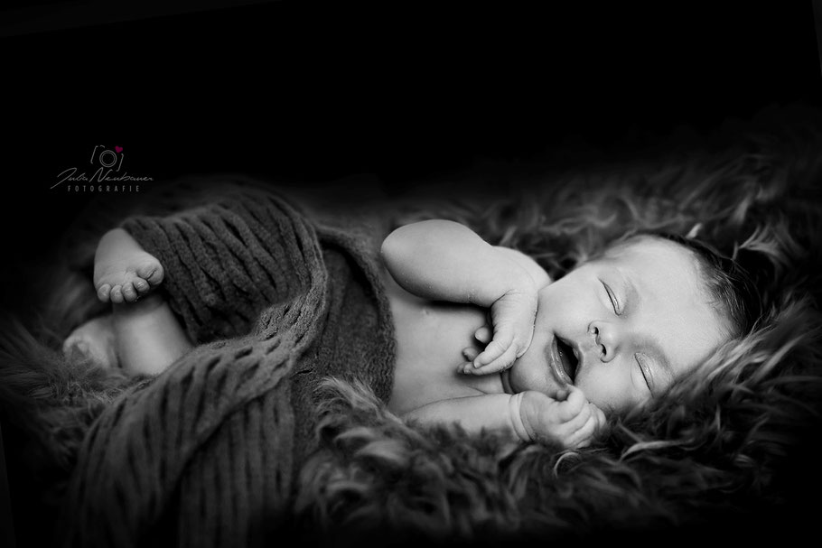 Baby, Newborn, Fotografin Julia Neubauer, Oer-Erkenschwick, Recklinghausen