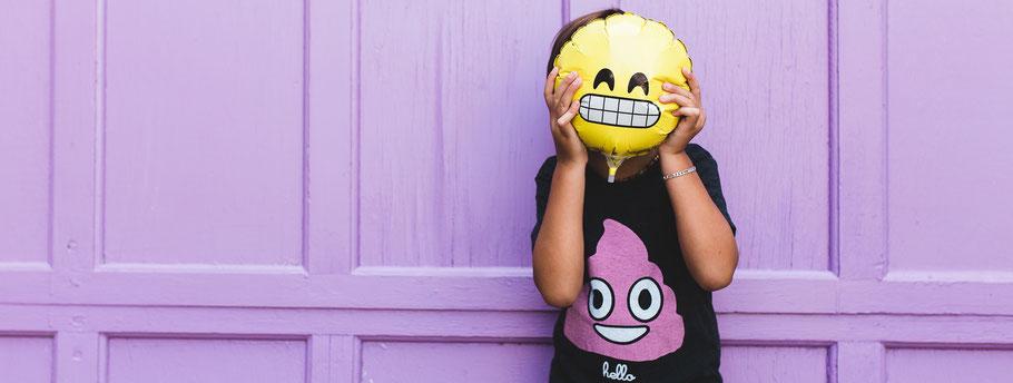 Smiley enfant