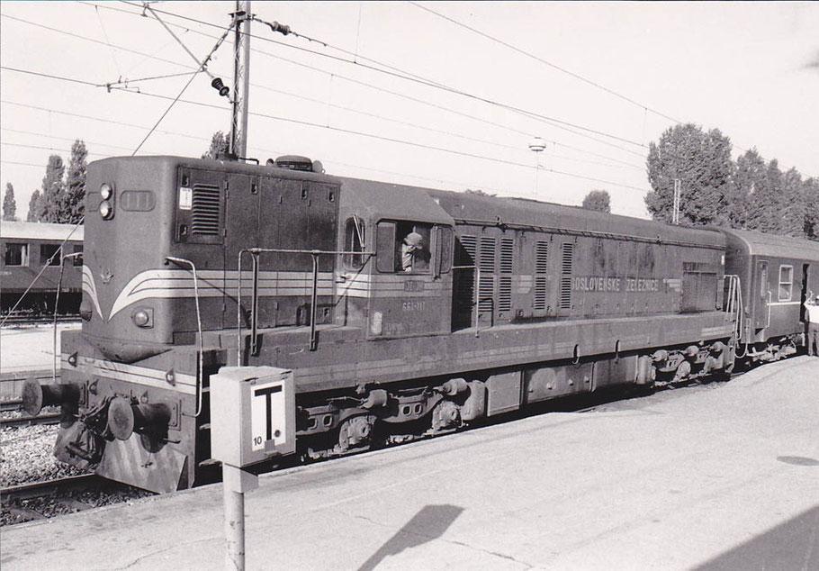 MAG Lifestyle Magazin Modellbahnen HO Lokomotiven Diesellokomotiven amerikanische GM General Motors EMD G16 Jugoslawien JZ Kroatien HZ Slowenien SZ Österreich ÖBB Modellbahn Diesellok
