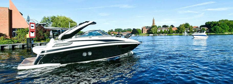 MAG Lifestyle Magazin Urlaub Reisen Donau Bootsurlaub Bootsverleih Bootsvermietung Yachtcharter Österreich