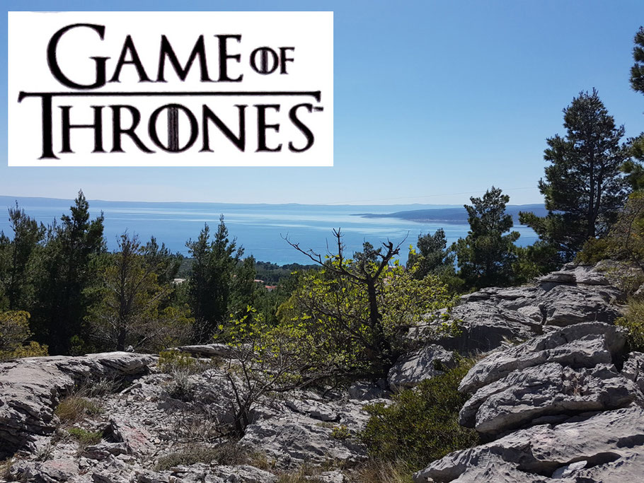 MAG Lifestyle Magazin Kroatien Dalmatien Urlaub Reisen Adria Makarska Riviera Hidden places Sets Game of Thrones Baska Voda Krvavica Filmlocations Daenerys Heerlager