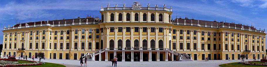 MAG Lifestyle Magazin online reisen Urlaub travel Österreich Wien Parkhotel Schönbrunn Schloss Kaisersuiten Schlosspark