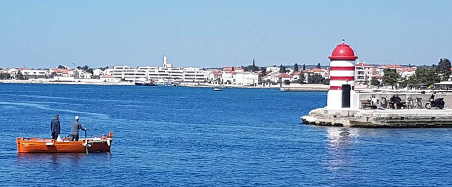MAG Lifestyle Magazin Kroatien Dalmatien Urlaub Reisen Adria Zadar Borik Hotels Hotel gratis kostenloser Corona Test Coronatest