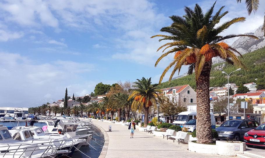 mag lifestyle magazin urlaub kroatien dalmatien makarska riviera lifestyle 4 sterne grand hotel baska voda brela