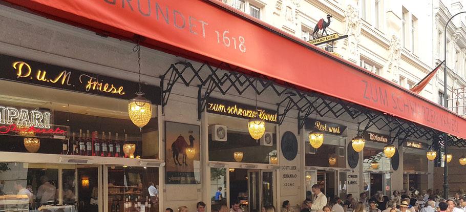 zum schwarzen kameel mag lifestyle magazin online reisen urlaub travel österreich wien kärntnerstrasse graben rotenturmstrasse open air einkaufserlebnis shoppingvergnügen kohlmarkt shopping sommer summer