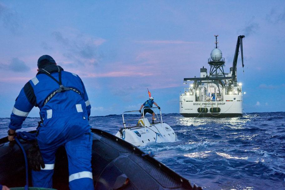 mag lifestyle magazin online uhren tauchuhren taucheruhren omega  OMEGA seamaster planet ocean ultra deep professional