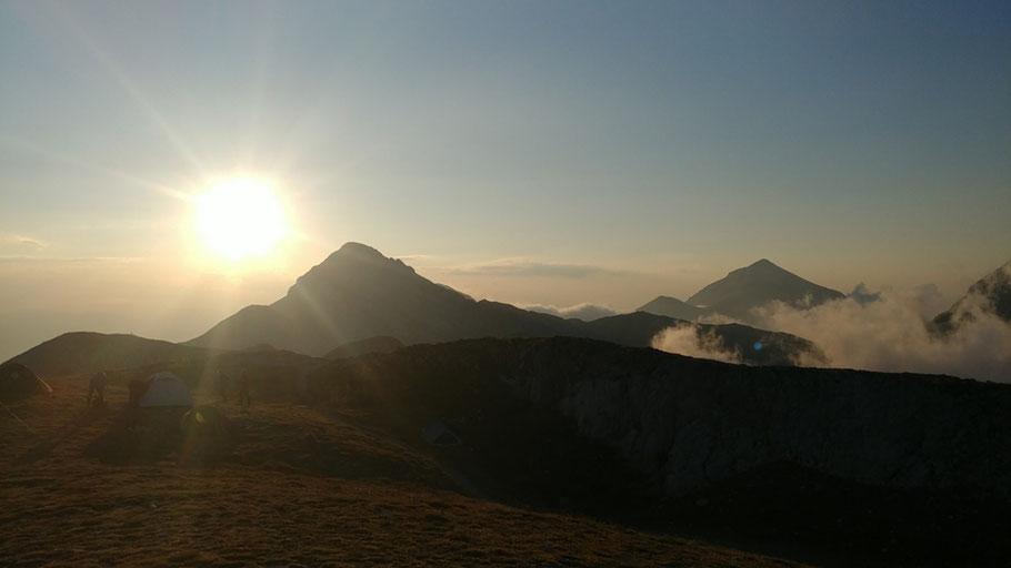 MAG Lifestyle Magazin Reisen Urlaub Italien Abruzzen Nationalpark Gran Sasso