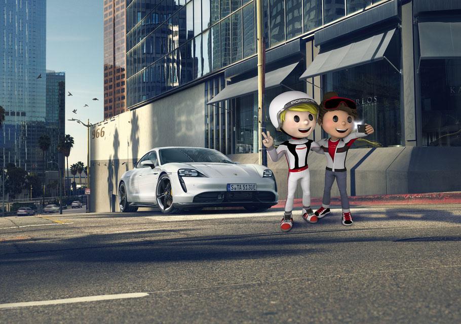 MAG Lifestyle Magazin gratis Angebote kostenfreie Tipps Familien Kinder Porsche kids Abwechslung spielen entdecken