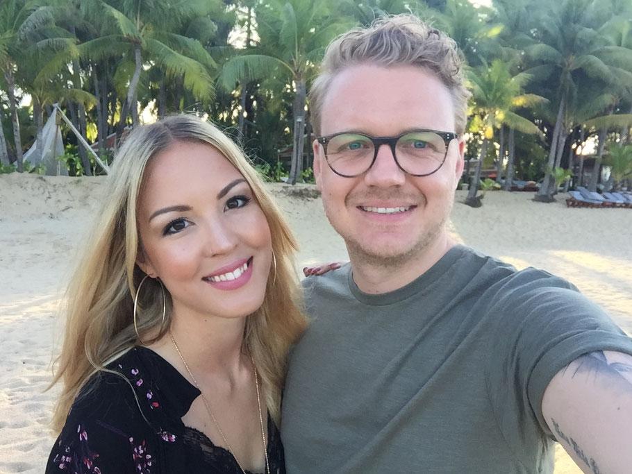 Maxime Yoga - Milena und Sandro