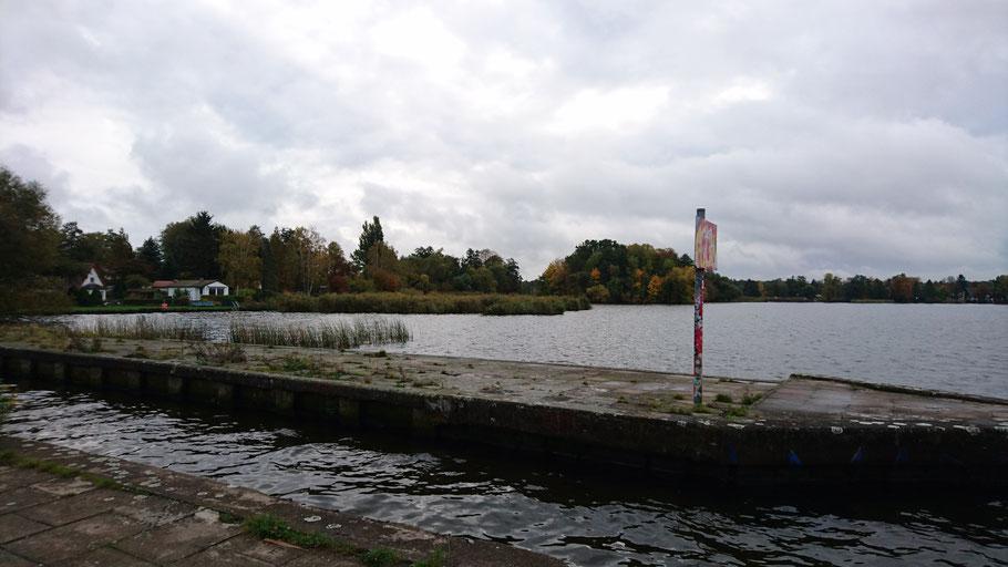Am Fredersdorfer Mühlenfließ