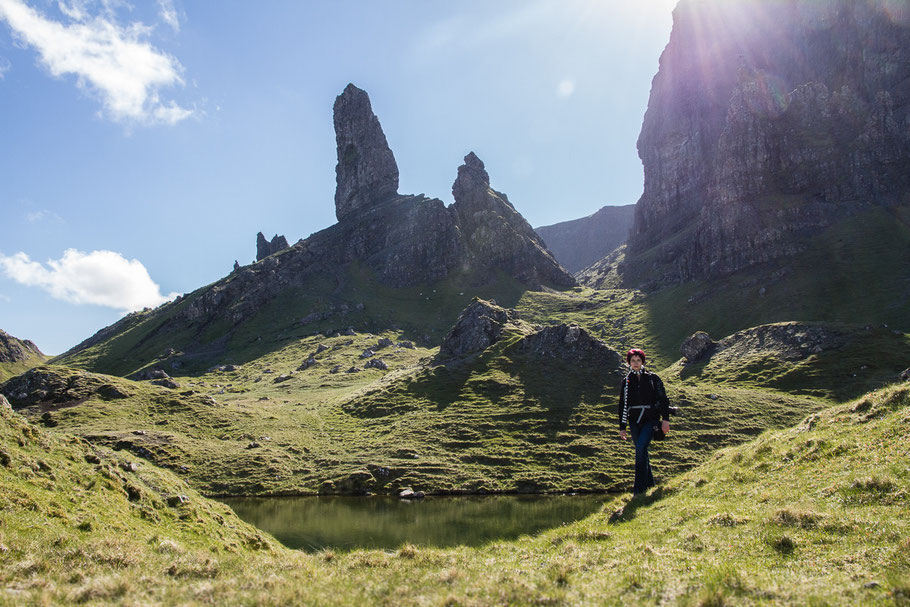 Bild: Am Old Man of Storr (Schottland, Skye)