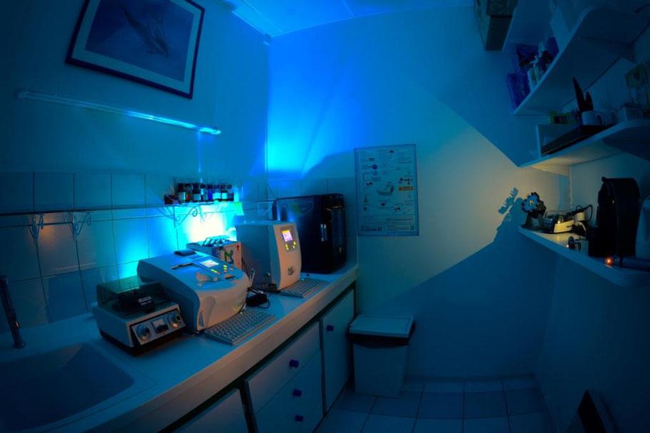 Microsope - Analyses médicales