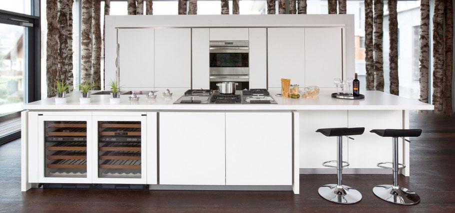 Farbtrends - KÄPPELI Küchen