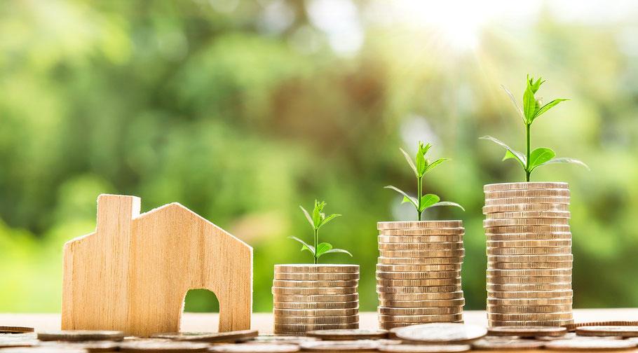 Geld durch Immobilie sparen