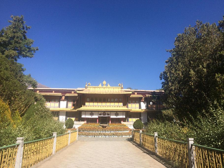 Sommerpalast des 14. Dalai Lama