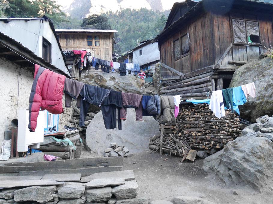 Dorf Phakding