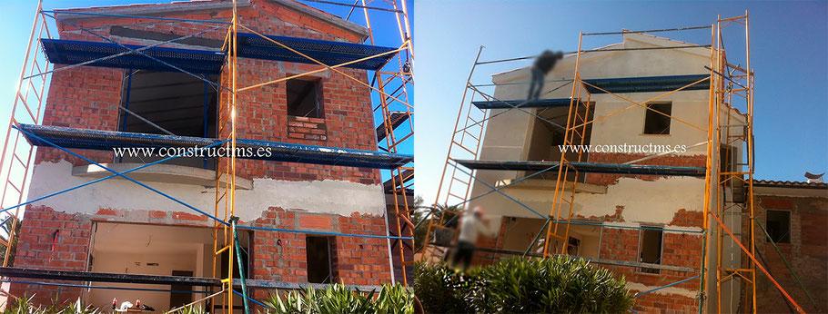 reformas fachada costa brava casa construccion