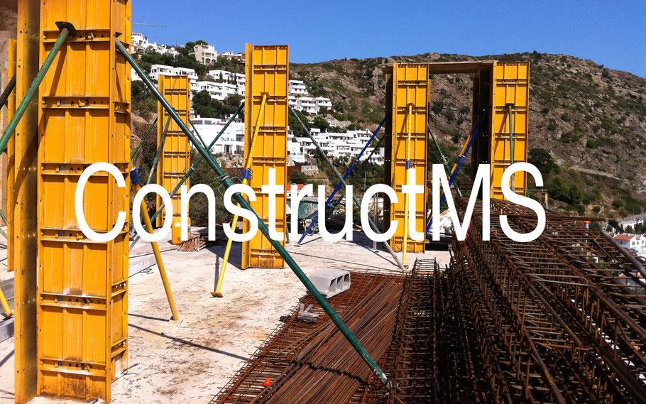 obra construcion constructores aRoses Puig Rom constructora constructms