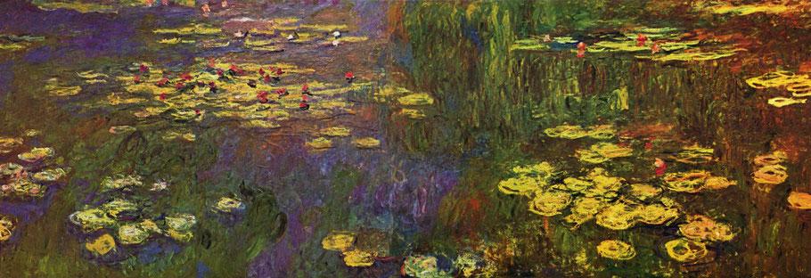 "C. Monet, ""Ninfee"" (1920)"