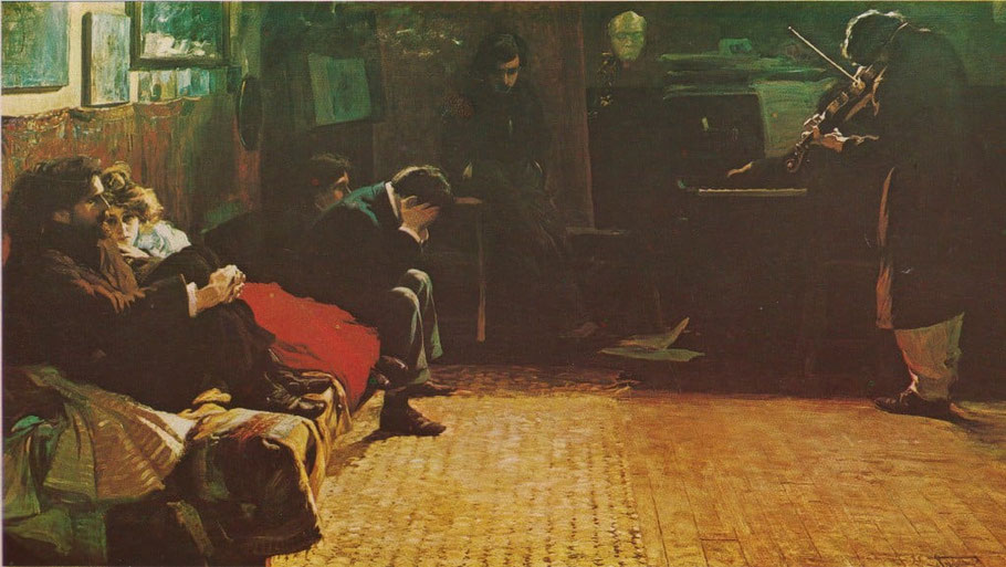 "Lionello Balestrieri, ""beethoven"" (1900)"