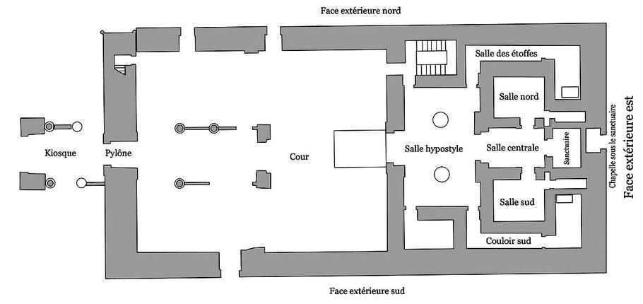 Karnak - Temple d'Opet