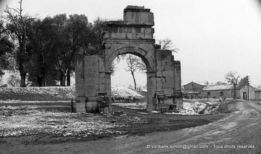 Markouna (Verecunda) : Arc de Marc Aurèle