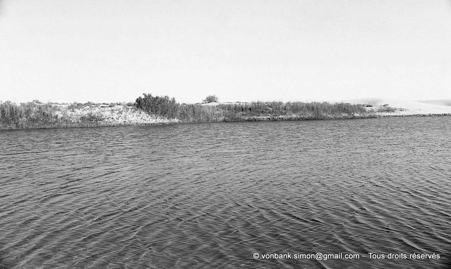 Touggourt : Lac salé