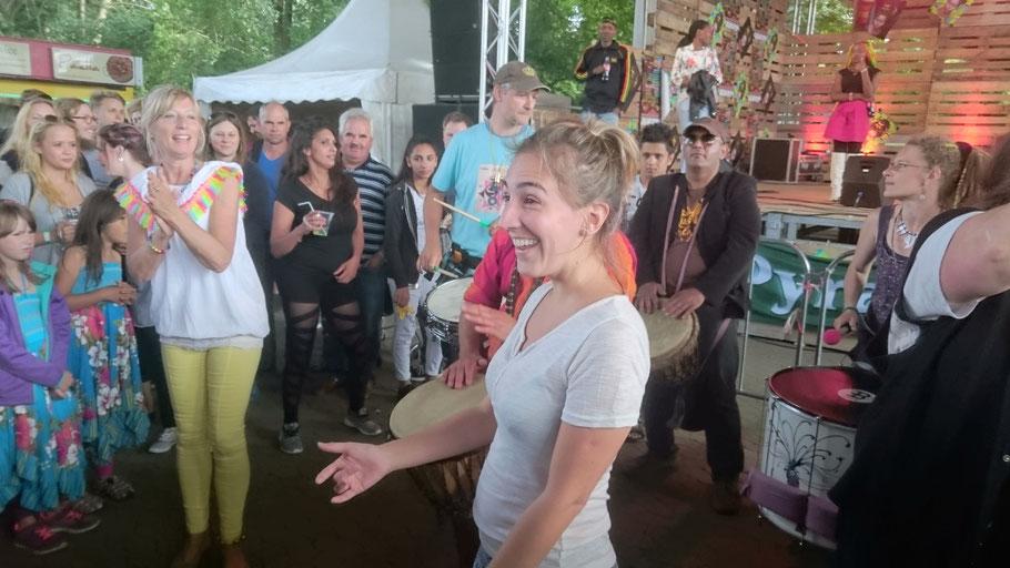 Afrikafest Nürnberg 2016