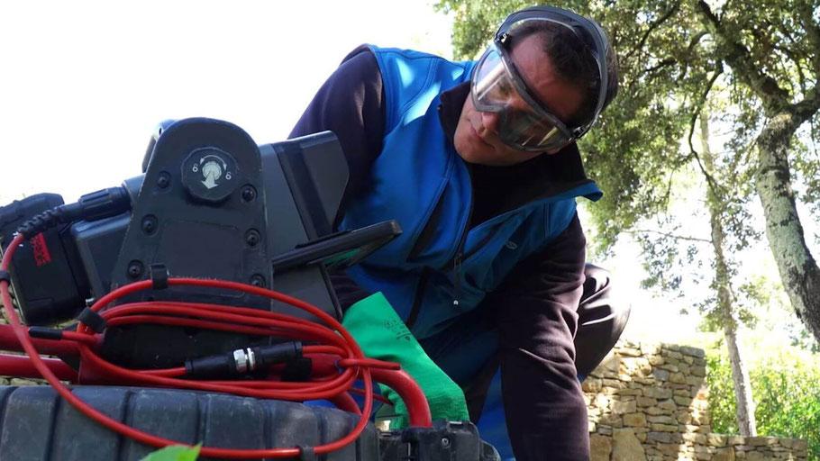 Inspection télévisé canalisation Marseille