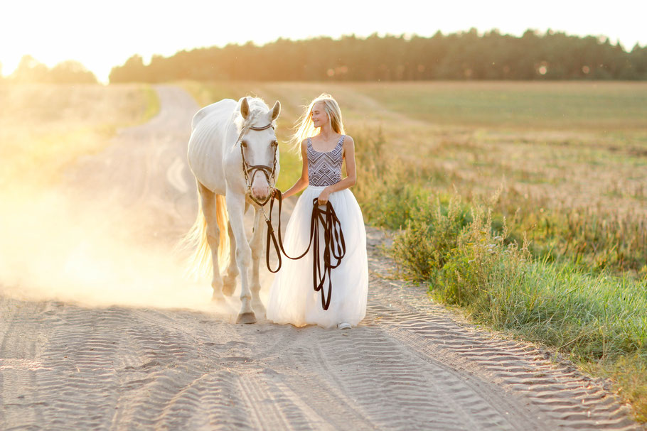 Portrait| Pferd und Mädchen| Hendrikje Richert Fotografie