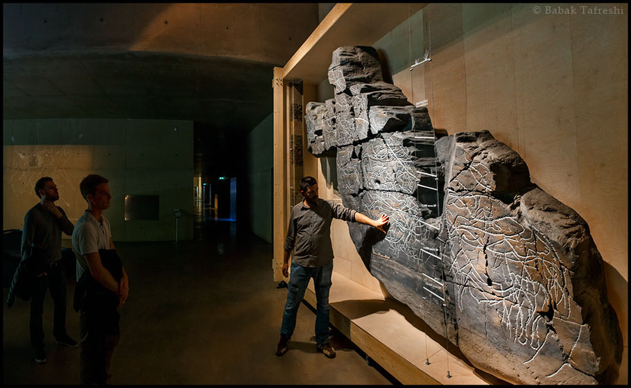 Foz Coa Museum, Replica by Sven Nebel & Company > www.corporeos.com